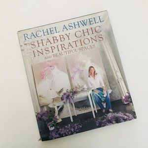 Shabby Chic Inspirations and Beautiful Places Book